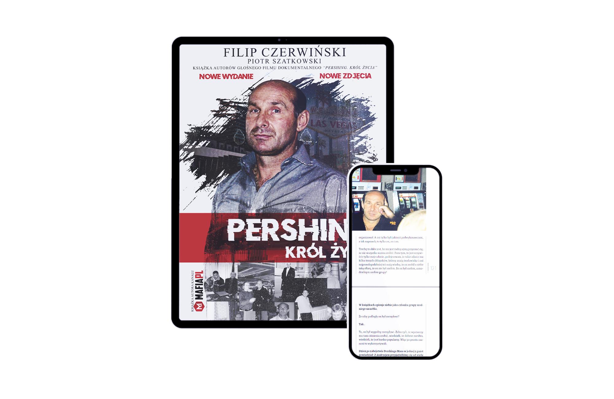 e-book Pershing-bez tla